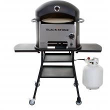 Blackstone Propane Gas Outdoor Pizza Oven On Cart : BBQ Guys