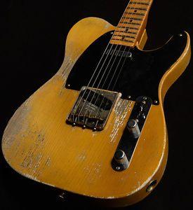 Fender Custom Shop  Masterbuilt 1950's Telecaster Heavy Relic  | eBay