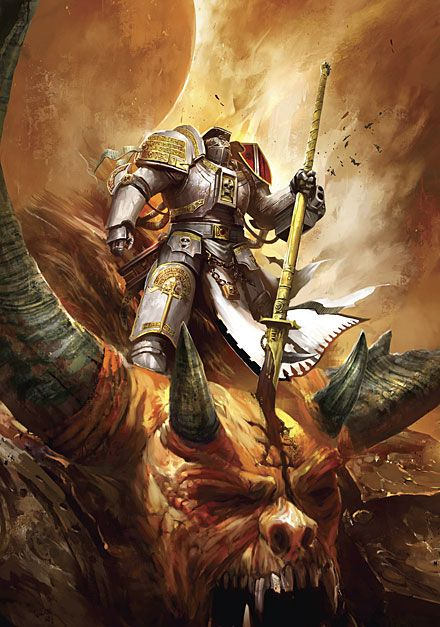 Grey Knights, The existence of the Chapter is virtually unknown outside of the Inquisition and the highest echelons of the Imperial Adepta, and is a well-guarded secret. Unlike other Astartes, every Grey Knight is a potent psyker. Yet, in the 10,000 standard years of Imperial history, no Grey Knight has ever been corrupted by the Ruinous Powers of Chaos.