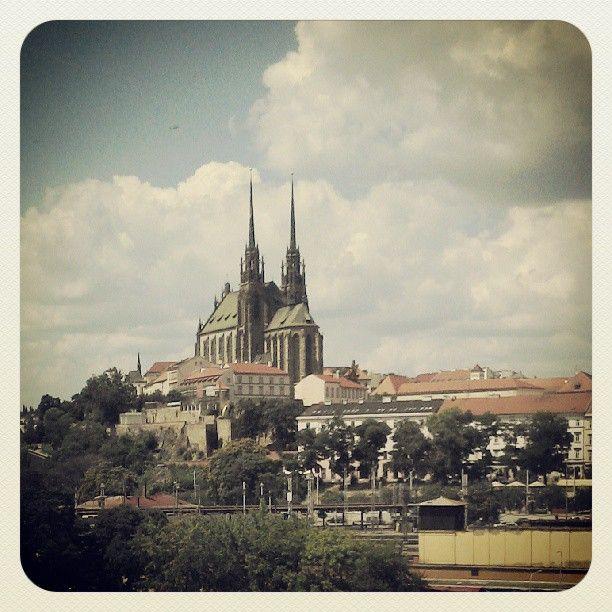 Brno ve městě Jihomoravský