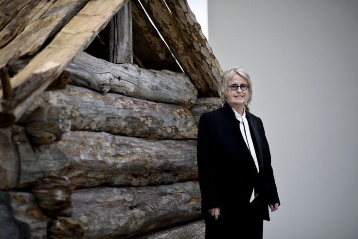 Marianne Heske, aus Norwegen