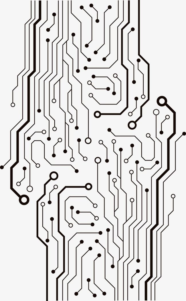 Circuit Board, Circuit Diagram, Motherboard PNG