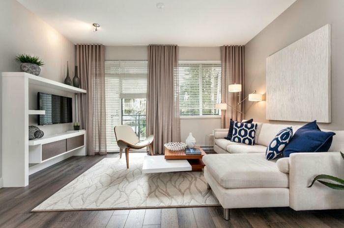 ▷ 1001 + exemples de décoration intérieure salon actuelle ...