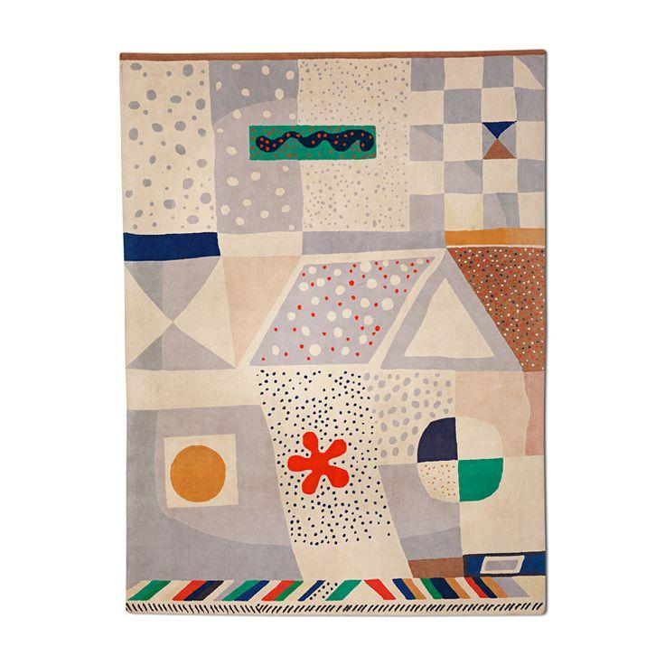 Josef Frank rug 2