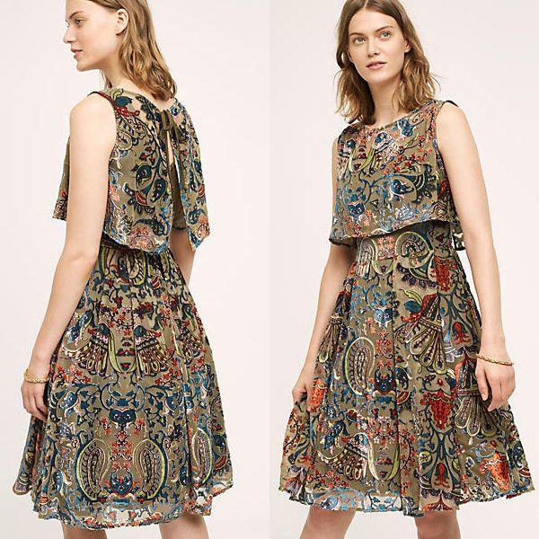 Gardenza Dress by Eva Franco #dress #casualdress #womenfashion
