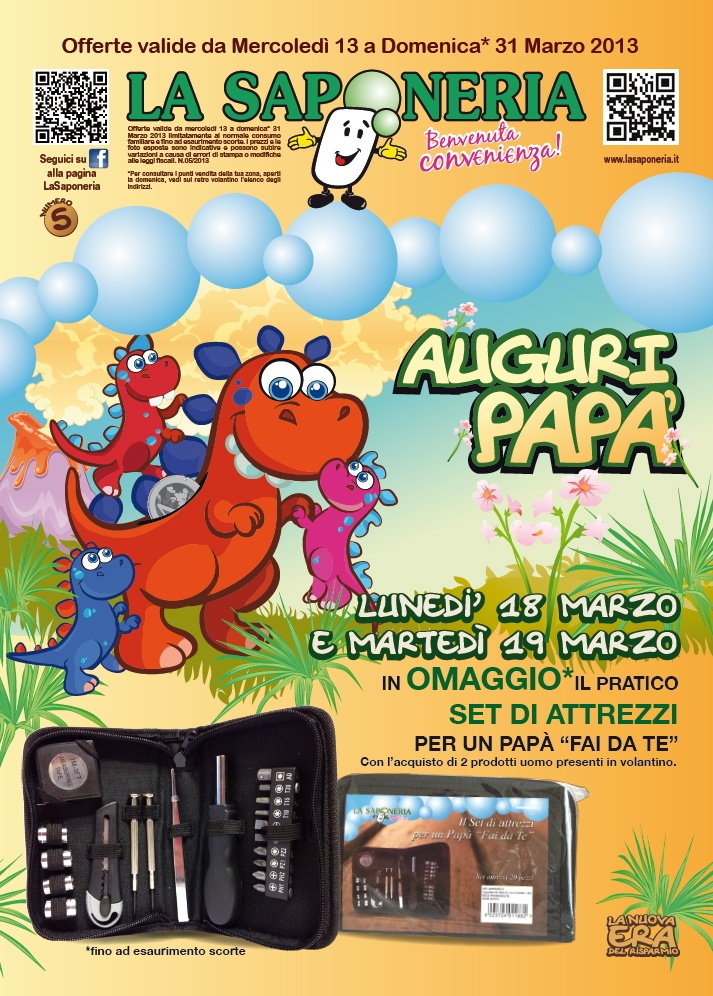 La Saponeria cover illustrated.