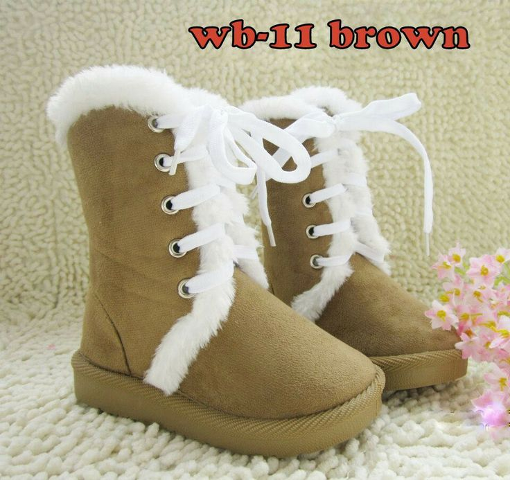 READY SABTU 08/03/2014 KODE : WB-11 BROWN PRICE : Rp.145.000,- AVAILABLE SIZE : - Size 33 (insole 20cm)  FOR ORDER : SMS/WHATSAPP 087777111986 PIN BB 766A6420  #pusat #sepatu #boots #anak #kids #winter #boots #snow #bulu #lace #tali #brown #cream #fur #import #murah #ready #stock #mayorishop #bogor