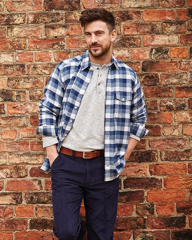 Double TWO Bar Harbour Men's Casual Collection AW16