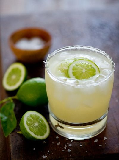 """Best Margarita Recipes (""""triple sec classic"""" by white on rice couple)"""