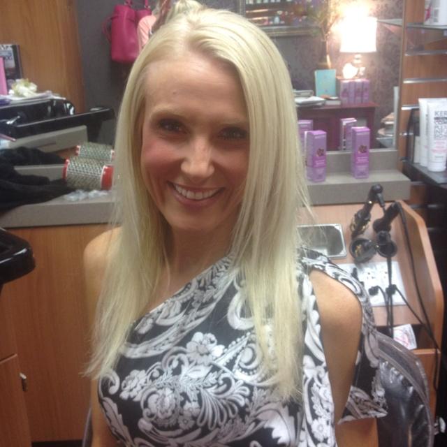 Mastey De Paris Organic Color This Beautiful Platinum Blonde Has No Bleach In It Mastey