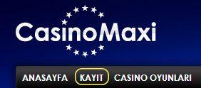 CasinoMaxi Üye Olma (Resimli Anlatım)
