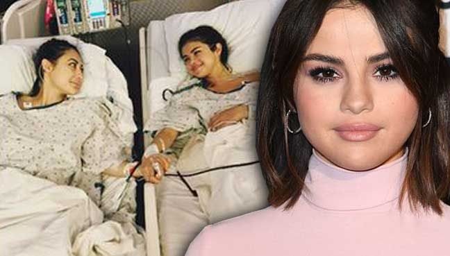 """Selena Gomez reveals kidney transplant   She poured thanks to Raisa best known for roles in the ABC series """"The Secret Life of the American Teenager"""" and the cheerleader comedy film """"Bring It On: All or Nothing.""""  Selena Gomez revealed Thursday that she underwent a kidney transplant in her latest treatment for lupus  and that actress Francia Raisa was her donor.  The pop singer the most followed person on Instagram posted a picture to her 126 million followers of herself and Raisa holding…"""