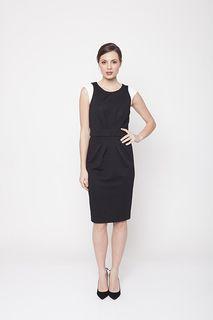 Ladies Dresses Online | Arabesque Tuck Dress | PINK RUBY