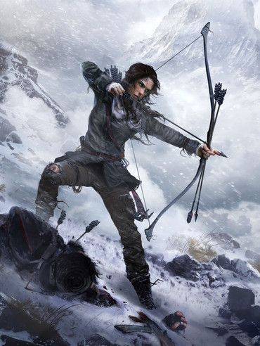 Rise of the Tomb Raider - Illustration