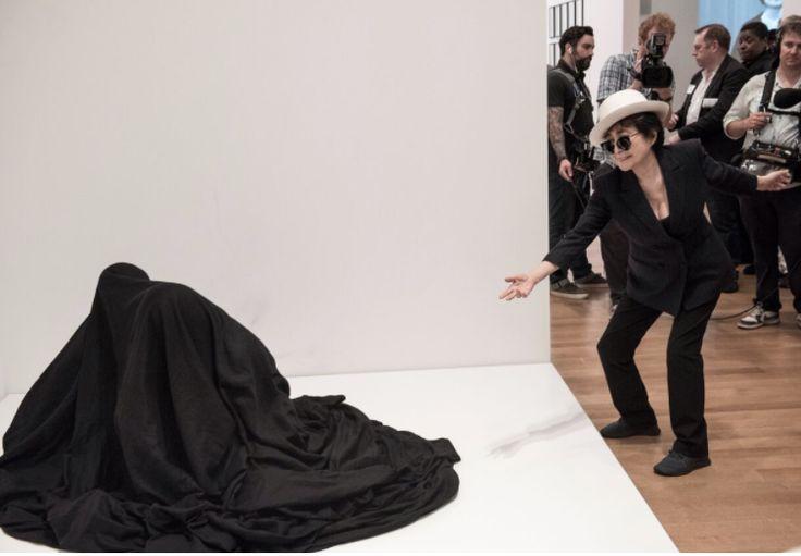 Yoko Ono and MoMA