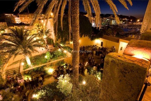 Dall'alto - Il Castello di San Nicola L'Arena - Trabia, Palermo, Sicily - bridal ❤️