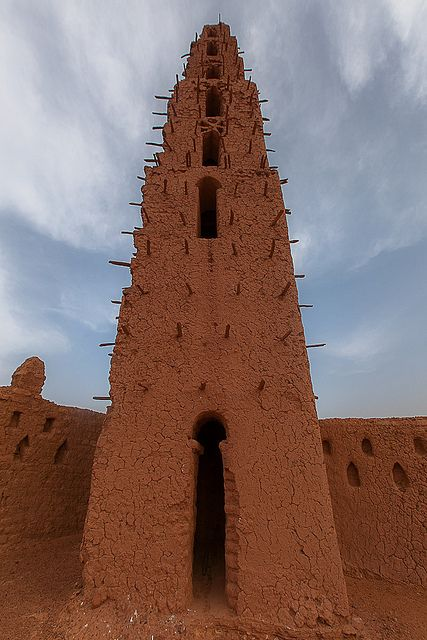 Mud Mosque - Burkina Faso