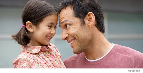 One-on-one time with Dad. Ideas for a fun time together!