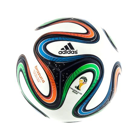 World Cup Is Here! | Check out Teamsnap.com for an article about the Brazuca ball | #worldcup #brazil #soccer #teamsnap #brazuca #fun #ball