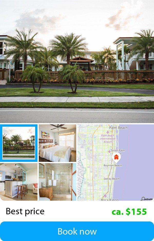 Sun Dek Beach House (Boynton Beach, USA) – Book this hotel at the cheapest price on sefibo.