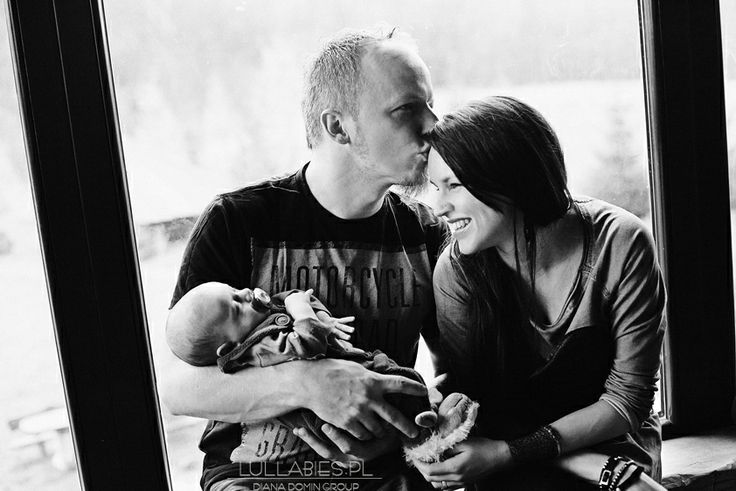 Newborn Photography #family #blackandwhite
