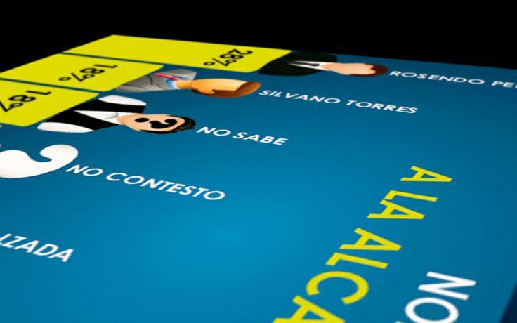 encuestas políticas hecho por la agencia de publicidad  marketing diseño gráfico y paginas web en veracruz, link diseño e imagen