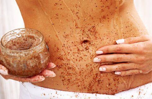 Scrub corpo fai da te in casa