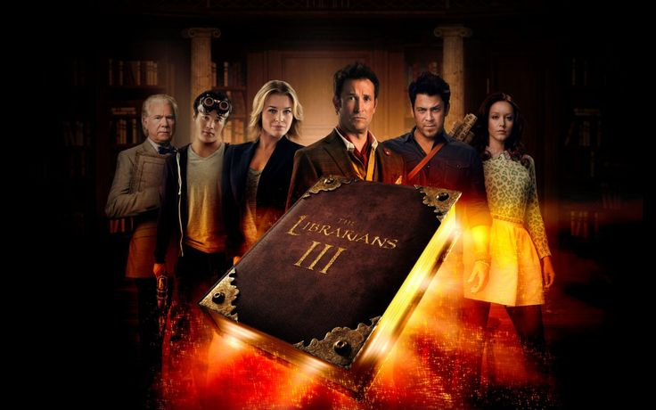 http://www.bellmedia.ca/pr/press/space-returns-to-the-magical-world-of-the-librarians-november-20/ Bella Media 11-11-2016 abt The Librarians S3 with #ChristianKane