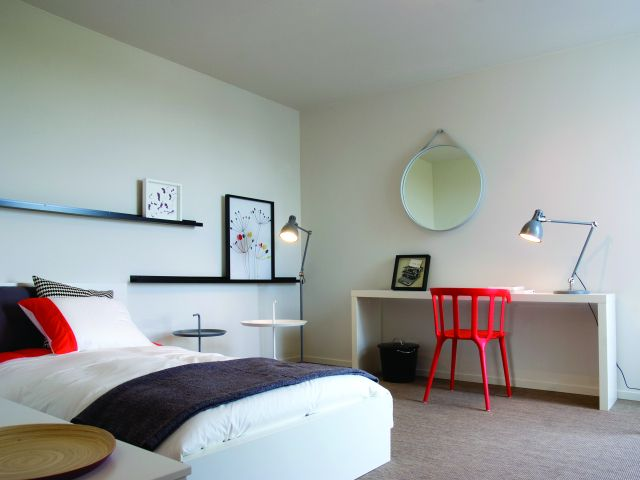 172 best images about interieur inrichting on pinterest vinyls villas and toms - Trendy slaapkamer ...