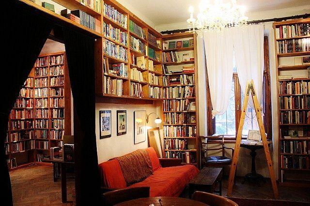 Najpiękniejsze księgarnie na świecie! | NaTemat.pl