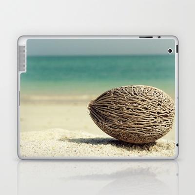 Tropical Treasure Laptop & iPad Skin by Priyanka Nayar