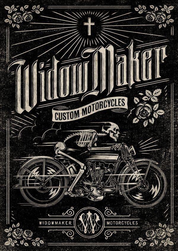 Widow Maker Custom Motorcycles