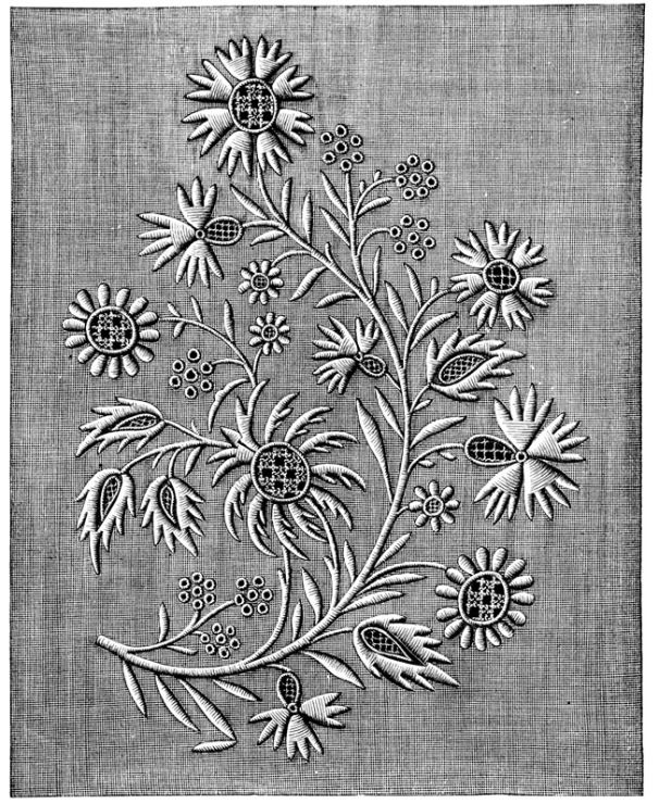 (36) Gallery.ru / Фото #1 - Embroidery I - GWD