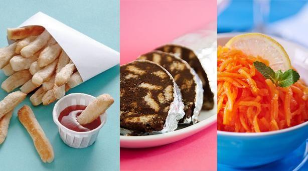 12 recettes incroyables en trompe-l'oeil !