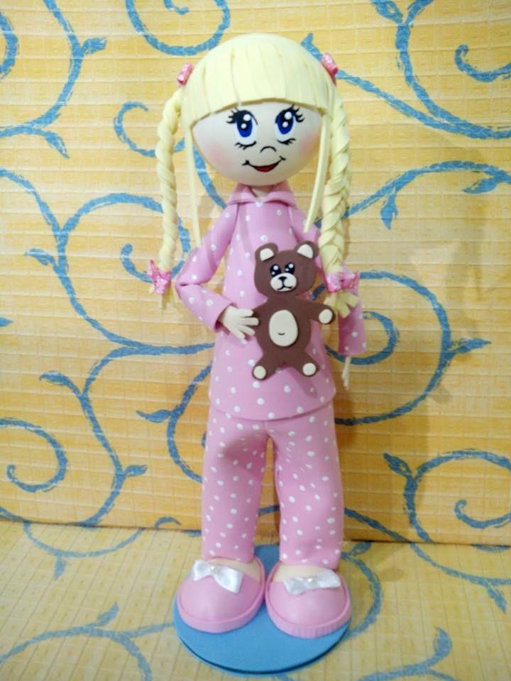 fofucha pijama