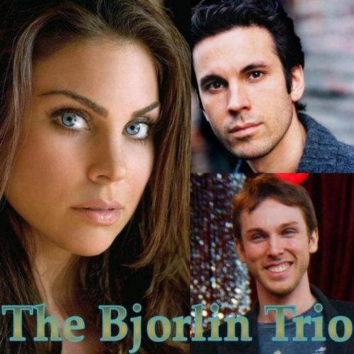 For those who appreciate pop-opera, you need to listen to the Bjorlin Trio. Incredible! I'm a huge Nadia Bjorlin fan and was so excited when her and her brothers came out with this album. I listen to it nearly every day