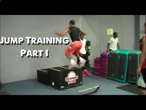 Jump Training For Basketball - YouTube