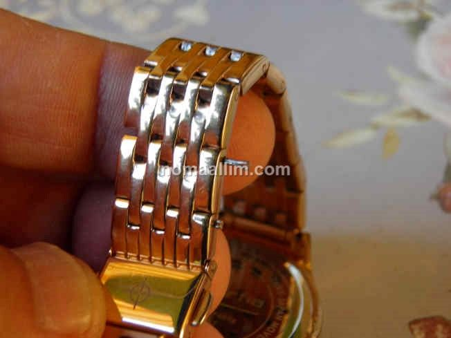 How To Adjust A Metal Watch Bracelet So It Fits Your Wrist