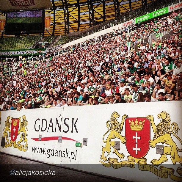 The best pics of Igersgdansk Instareporters. Lechia Gdansk #football #soccer #sport #pgearena #instamood #instagood #bwautiful #igers #instagramers #igerspoland by @alicjakosicka via @InstaReposts @gdansk_official