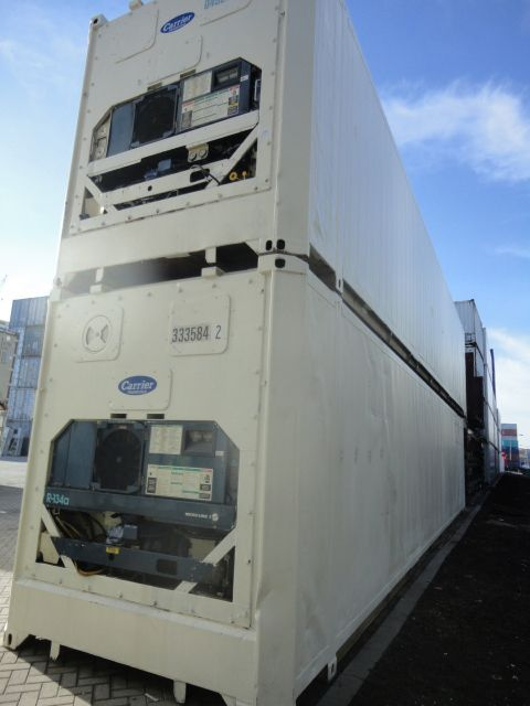 40ft High Cube Reefer Container - K-Tainer