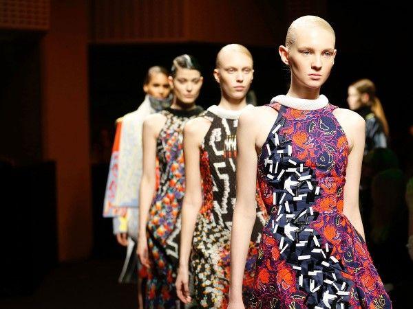 Semana de la Moda en Londres otoño-invierno 2014: Peter Pilotto