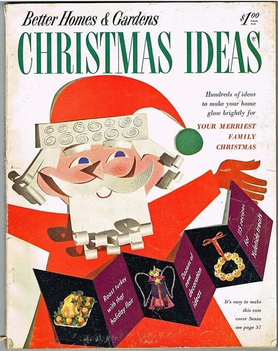 Better Home And Gardens Christmas Ideas 111 best vintage better homes garden magazine images on pinterest vintage christmas better homes garden workwithnaturefo