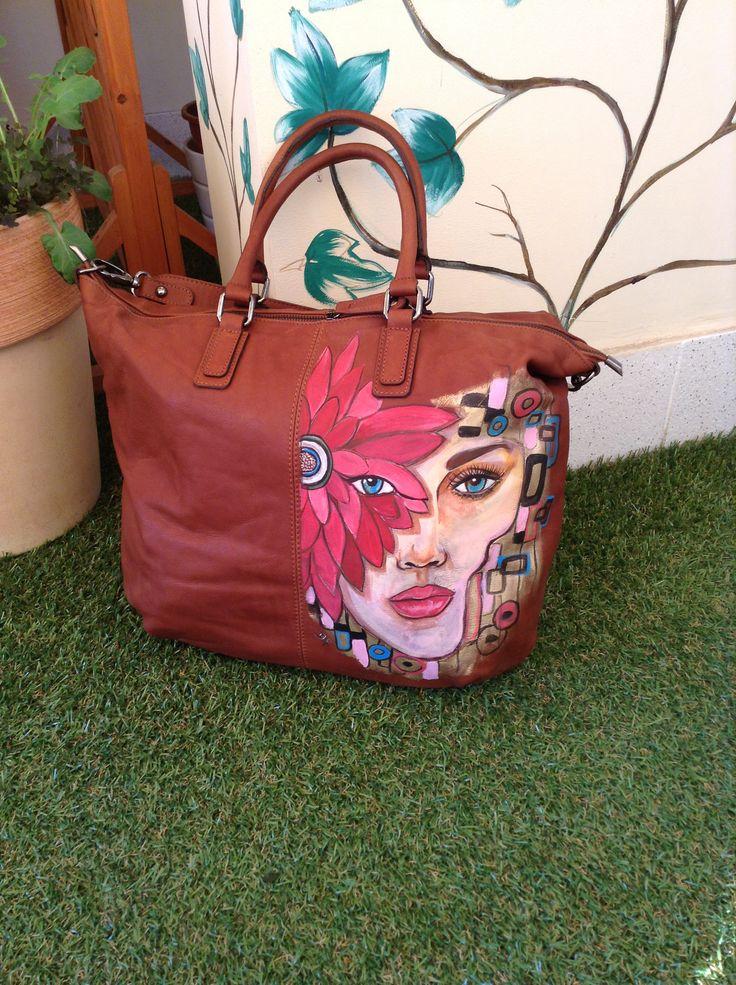 Handpainting bags
