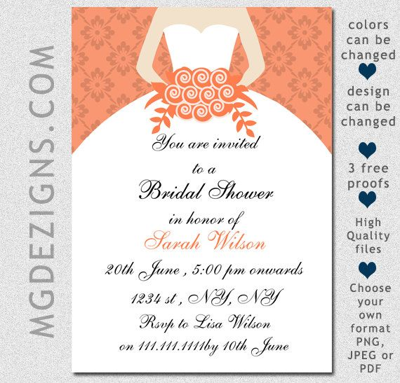 7 best Pre Wedding Invites (Save the date, showers, etc) images on - free printable wedding shower invitations templates
