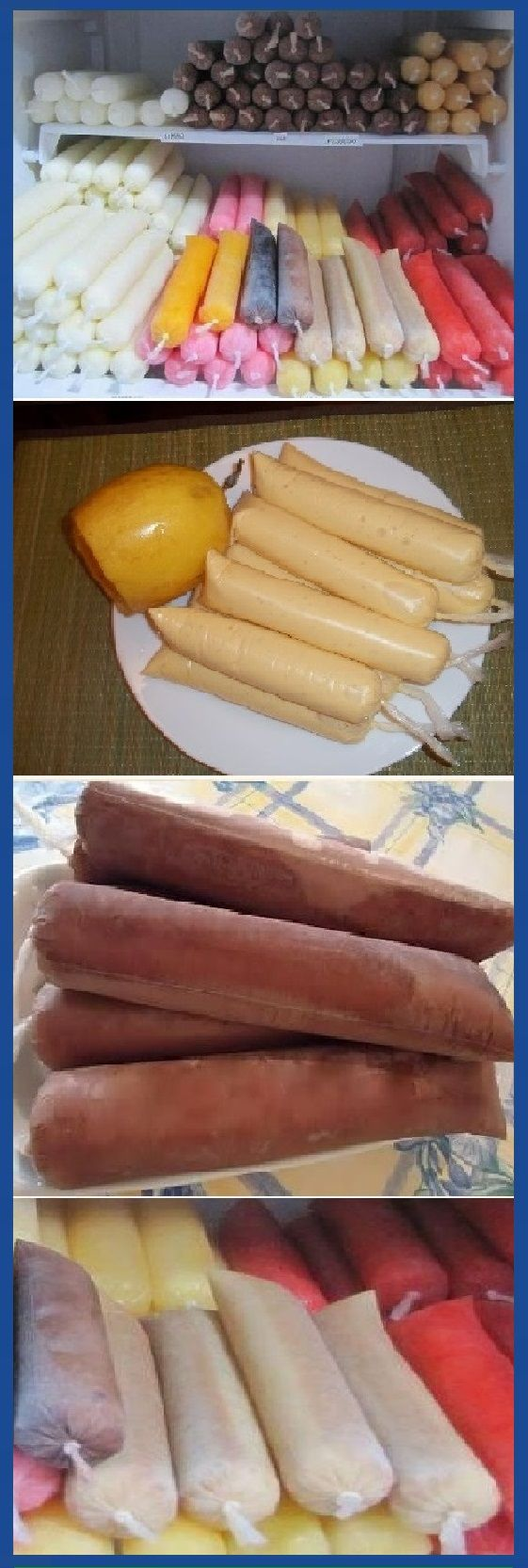 HELADITOS caseros con fruta y agua para vender.  #heladitos #helados #gelato #frutas #paravender #negocio  #panfrances #pain #bread #breadrecipes #パン #хлеб #brot #pane #crema #relleno #losmejores #cremas #rellenos #cakes #pan #panfrances #panettone #panes #pantone #pan #recetas #recipe #casero #torta #tartas #pastel #nestlecocina #bizcocho #bizcochuelo #tasty #cocina #chocolate  Si te gusta dinos HOLA y dale a Me Gusta MIREN...