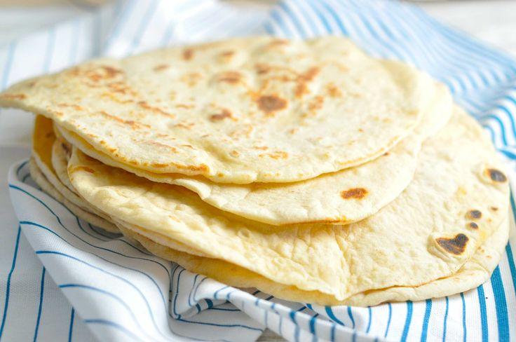 Hjemmelavede fladbrød til durum og tortillas | Mambeno.dk