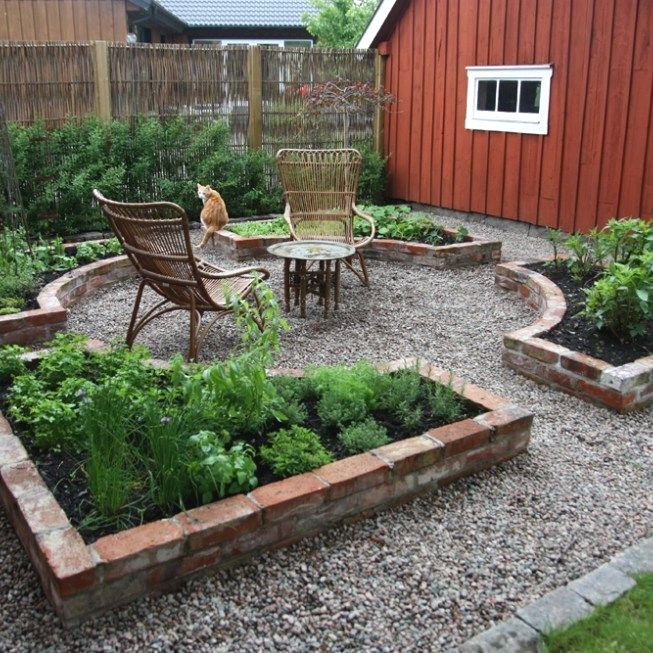 Back Yard Potager: 34 Creative DIY For Garden Projects You'll Want To Save