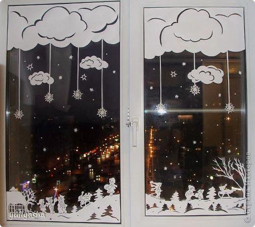 Зимние окна - Наталья Каргина - Picasa Web Albums