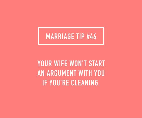 Marriage Tip 46 Wedding Card  Funny Wedding by ClassyCardsCreative