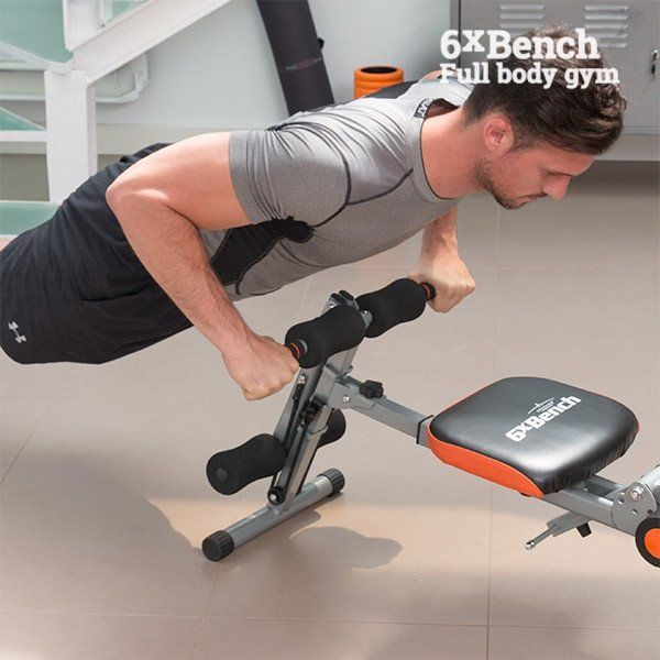 6XBENCH WORKOUT BENCH